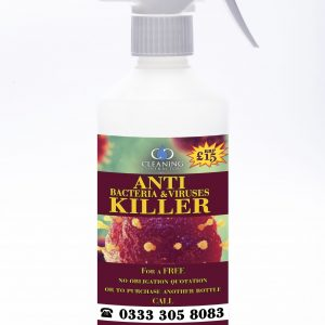 ANTI BACTERIA KILLER Cleaning Contractors photo 1A